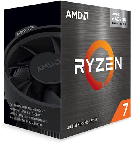 CPU AMD Ryzen 7 5700G 8core (4,6MHz) - 100-100000263BOX
