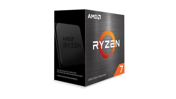CPU AMD Ryzen 7 5800X 8core (3,8GHz) - 100-100000063WOF