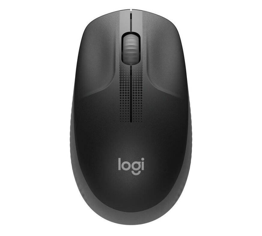 myš Logitech Wireless Mouse M190, CHARCOAL - 910-005905