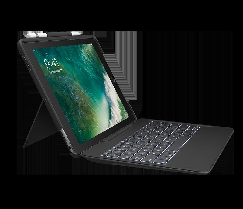 Logitech SLIM COMBO iPad Pro 10.5 inch black