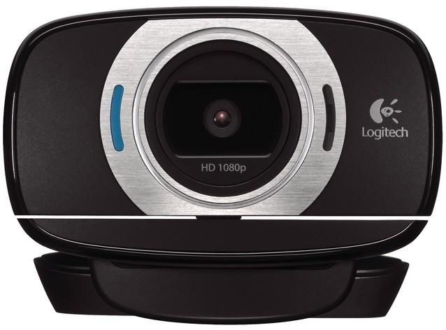PROMO webová kamera Logitech HD Webcam C615 - 960-001056