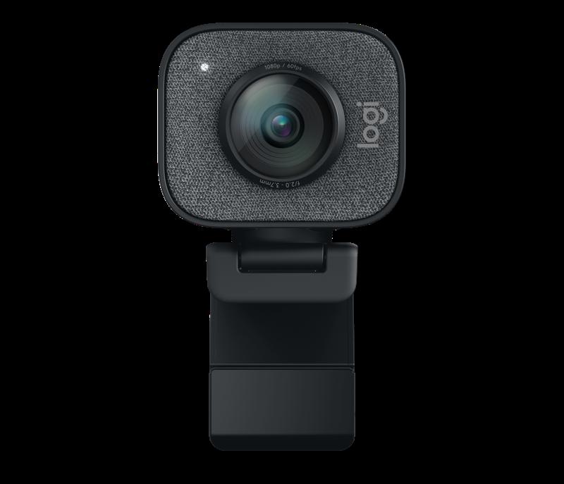 webová kamera Logitech StreamCam, graphite - 960-001281
