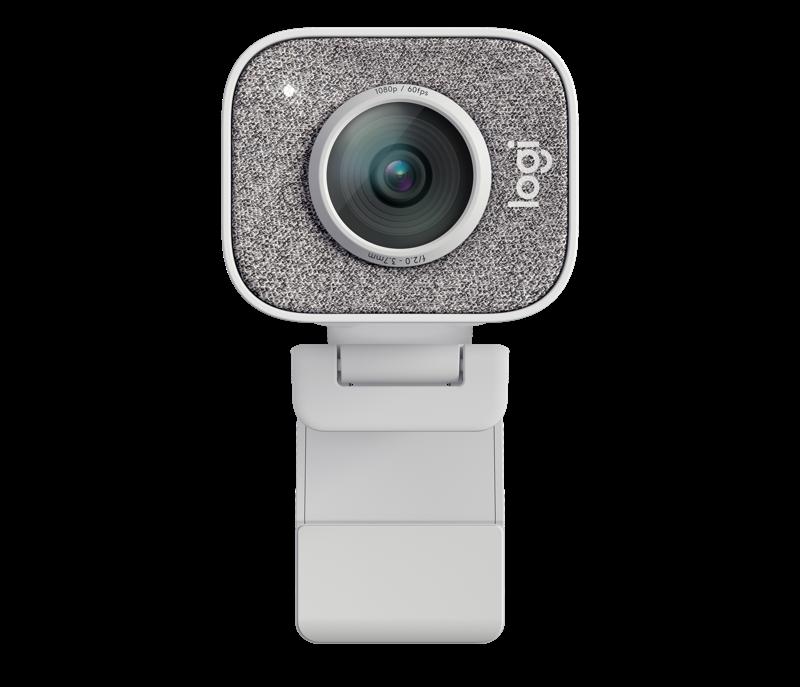 webová kamera Logitech StreamCam, white - 960-001297