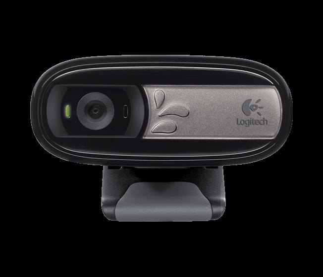 AKCE webová kamera Logitech HD Webcam C170