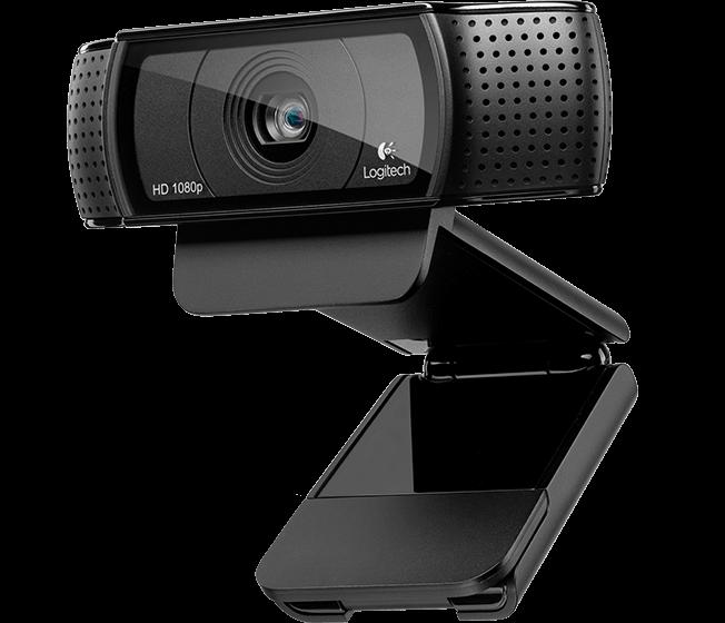 webová kamera Logitech HD Pro Webcam C920 - 960-001055