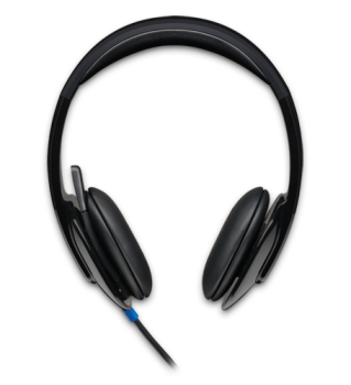 Náhlavní sada Logitech Stereo USB Headset H540 - 981-000480