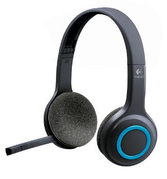 Náhl. sada Logitech Wireless Headset H600