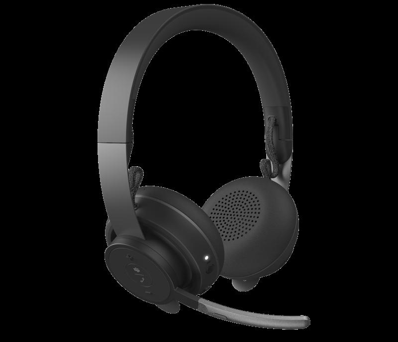 Náhlavní sada Logitech UC Zone Wireless - 981-000914