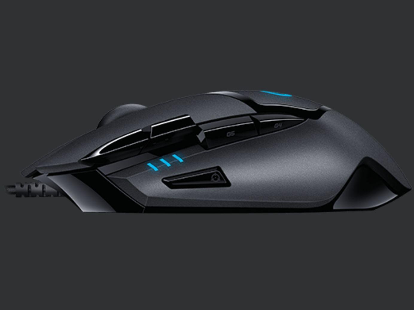 myš Logitech G402 Hyperion Fury