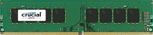 8GB DDR4-2400 MHz Crucial CL17 SRx8