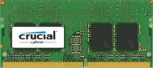 SO-DIMM 16GB DDR4-2400 MHz Crucial CL17 DRx8