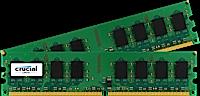 4GB DDR2-1066 MHz Crucial CL7, kit 2x2GB