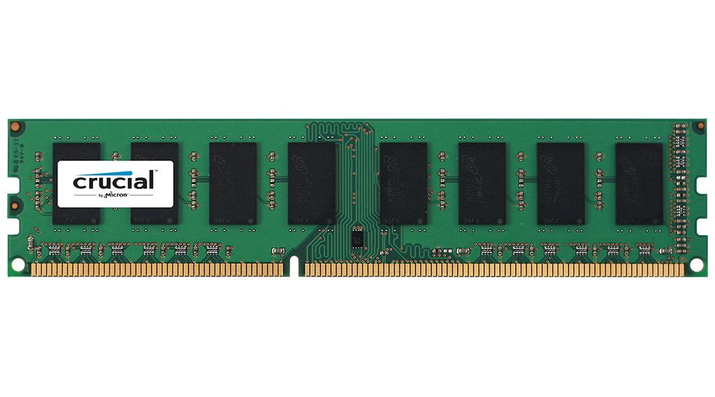 2GB DDR3L-1600MHz Crucial CL11 1.35V/1.5V DR