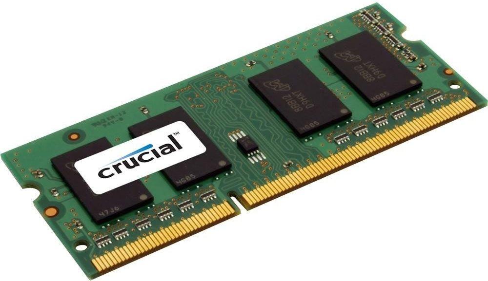 SO-DIMM 2GB DDR3L - 1600 MHz Crucial CL11 DR 1.35V/1.5V