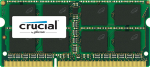 SO-DIMM 4GB DDR3L - 1600 MHz Crucial CL11 1.35V/1.5V