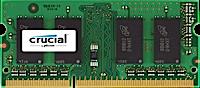 SO-DIMM 4GB DDR3L - 1866 MHz Crucial CL13 SR 1.35V/1.5V