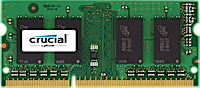 SO-DIMM 16GB DDR3L - 1600 MHz Crucial CL11 1.35V/1.5V