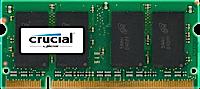 SO-DIMM 1GB DDR-400MHz Crucial CL3