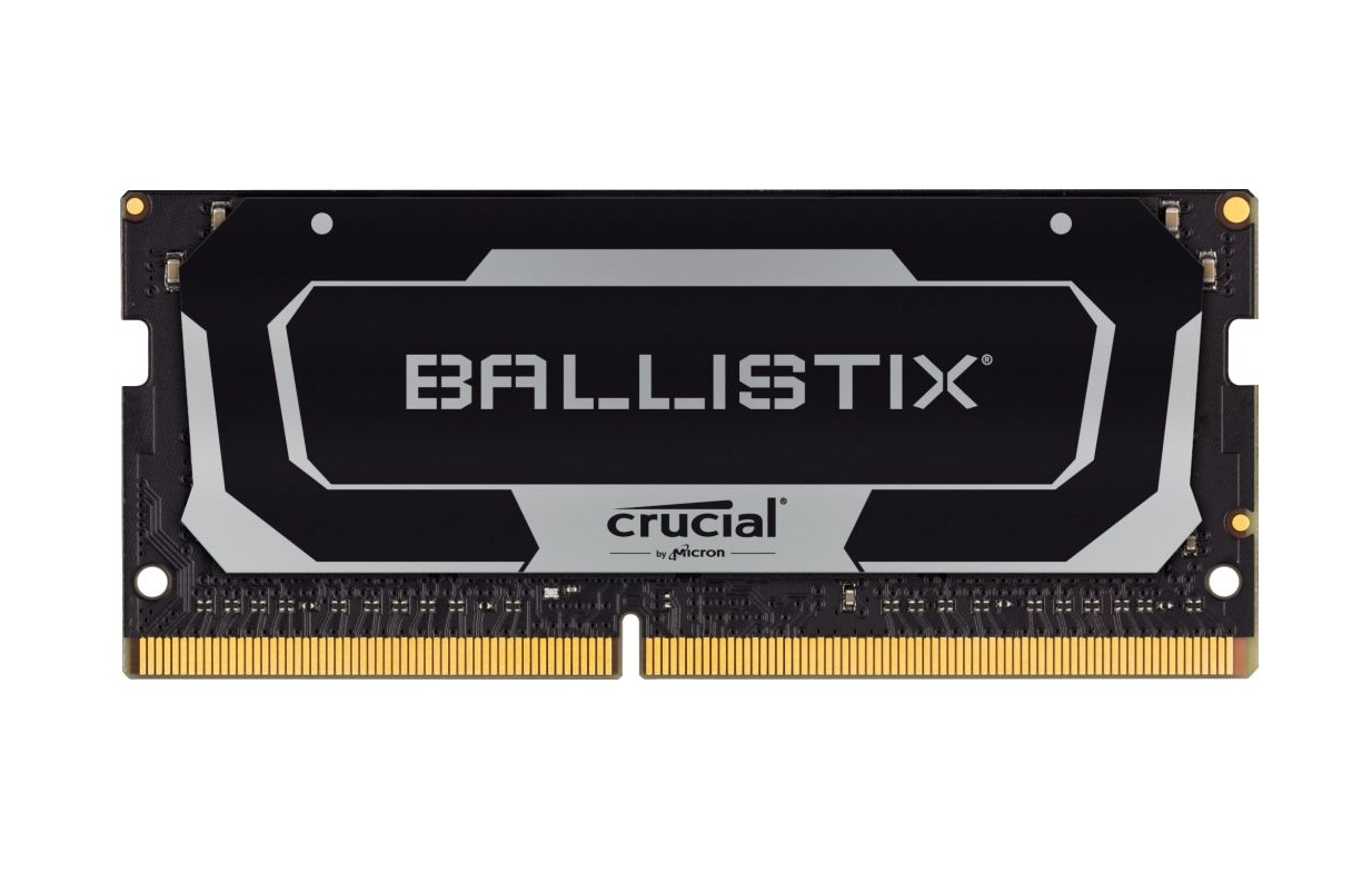 SO-DIMM 16GB DDR4 3200MHz Crucial Ballistix CL16 2x8GB Black - BL2K8G32C16S4B