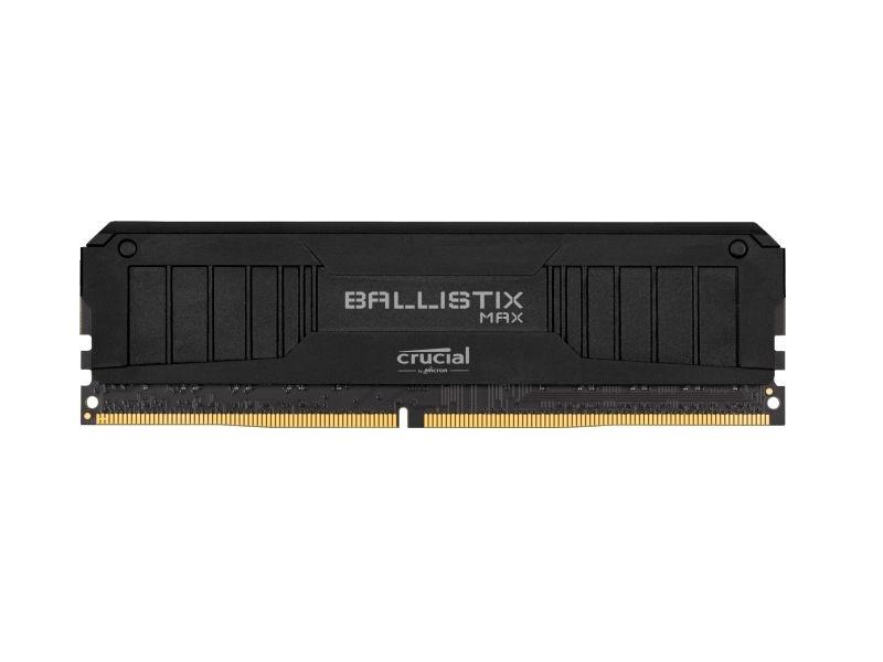 16GB DDR4 4000MHz Crucial Ballistix MAX CL18 2x8GB Black