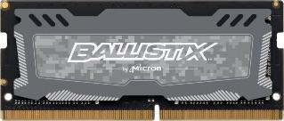 SO-DIMM 16GB DDR4 2400MHz Crucial Ballistix Sport LT CL16 Grey