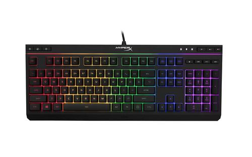 HyperX Alloy Core RGB herní membránová  klávesnice - HX-KB5ME2-US