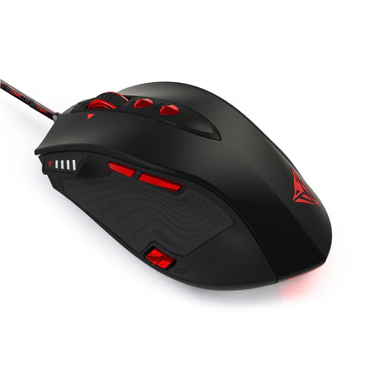 Patriot Viper 560 herní laserová myš