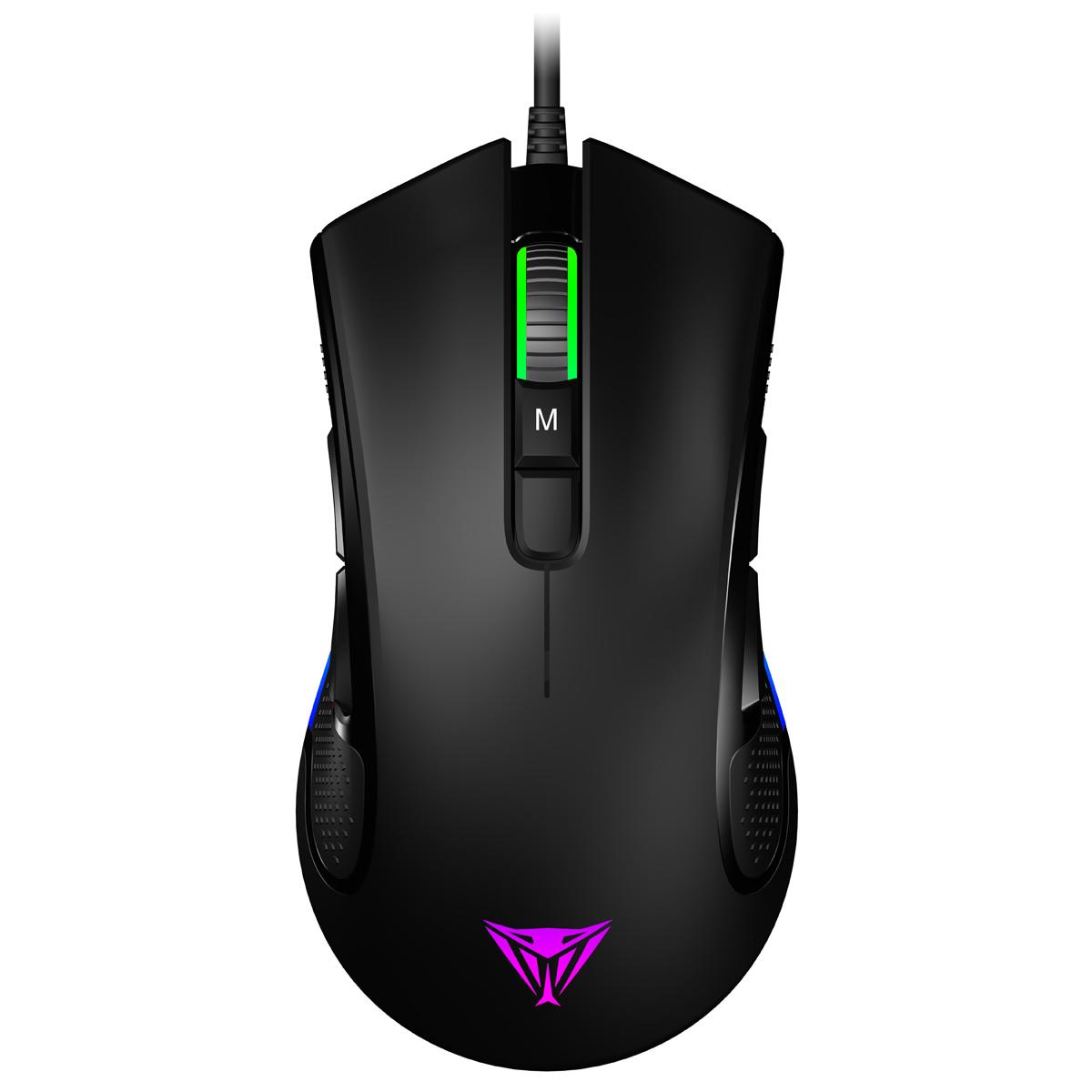Patriot Viper V550 RGB optická herní myš - PV550OUXK