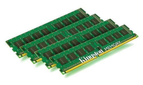 32GB DDR3-1600MHz ECC CL11 w/TS Intel, kit 4x8GB