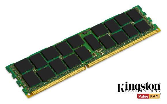 12GB 1600MHz DDR3L ECC Reg CL11 DIMM (Kit of 3) SR