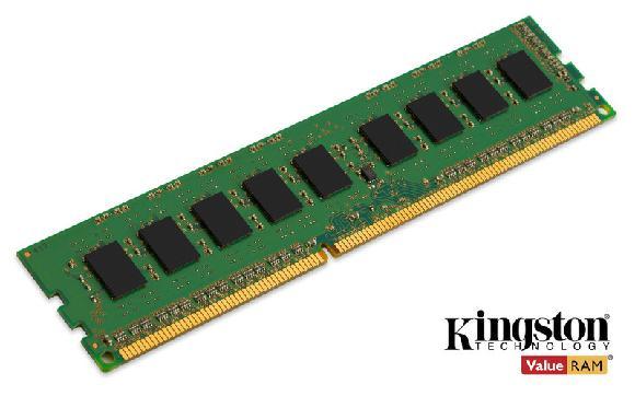 4GB 1600MHz DDR3L ECC CL11 DIMM SR x8 1.35V w/TS