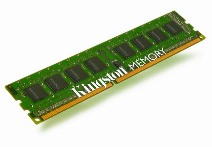 4GB DDR3-1600MHz Kingston CL11 modul SR x8 - KVR16N11S8/4