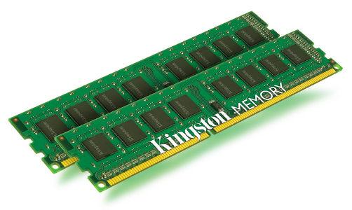 8GB DDR3-1600MHz Kingston CL11 SR x8, kit 2x4GB - KVR16N11S8K2/8