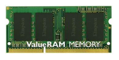 SO-DIMM 8GB DDR3-1600MHz Kingston CL11 - KVR16S11/8
