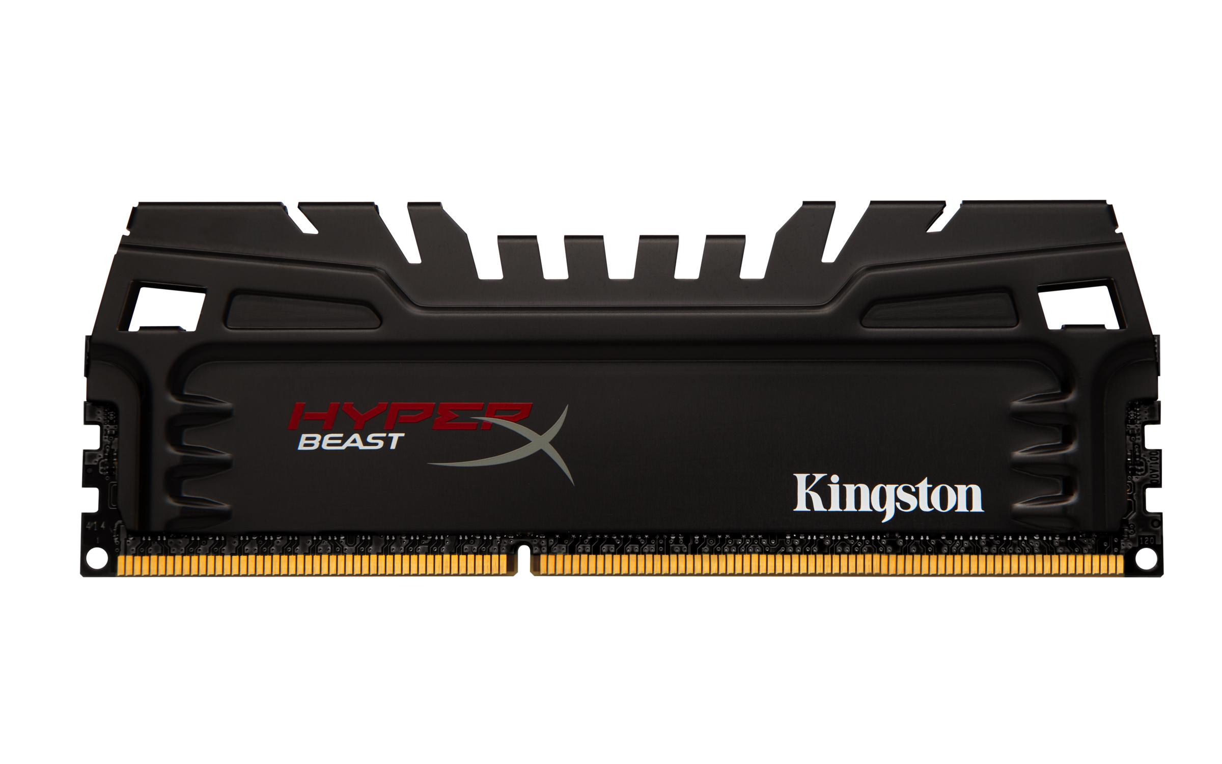 8GB 2133MHz Kingston HyperX XMP Beast, 2x4GB