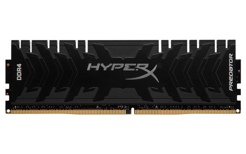 16GB DDR4-2400MHz CL12 Kins. XMP HyperX Predator