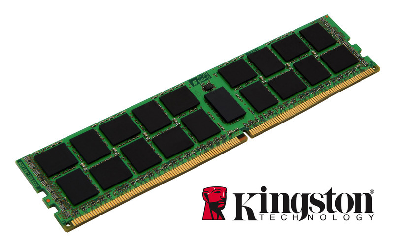 32GB 2133MHz DDR4 ECC CL15 LRDIMM QR x4 w/TS