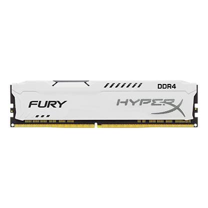 16GB 2133MHz DDR4 CL14 DIMM HyperX FURY White