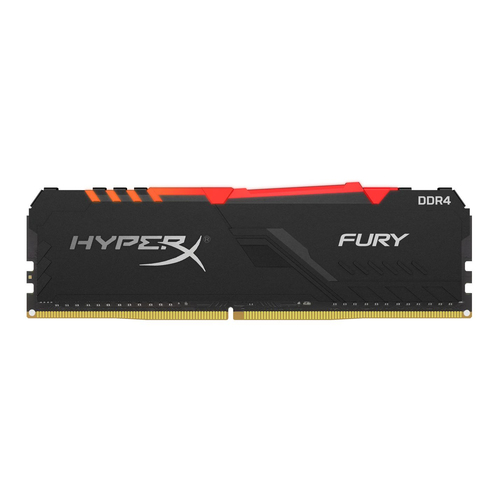 16GB DDR4-3200MHz CL16 HyperX Fury RGB - HX432C16FB3A/16
