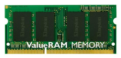 SO-DIMM 8GB DDR3-1333MHz Kingston - KVR1333D3S9/8G