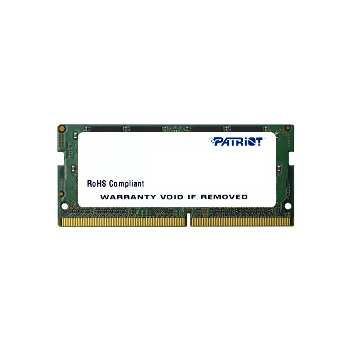 SO-DIMM 4GB DDR4-2666MHz Patriot CL19 - PSD44G266681S
