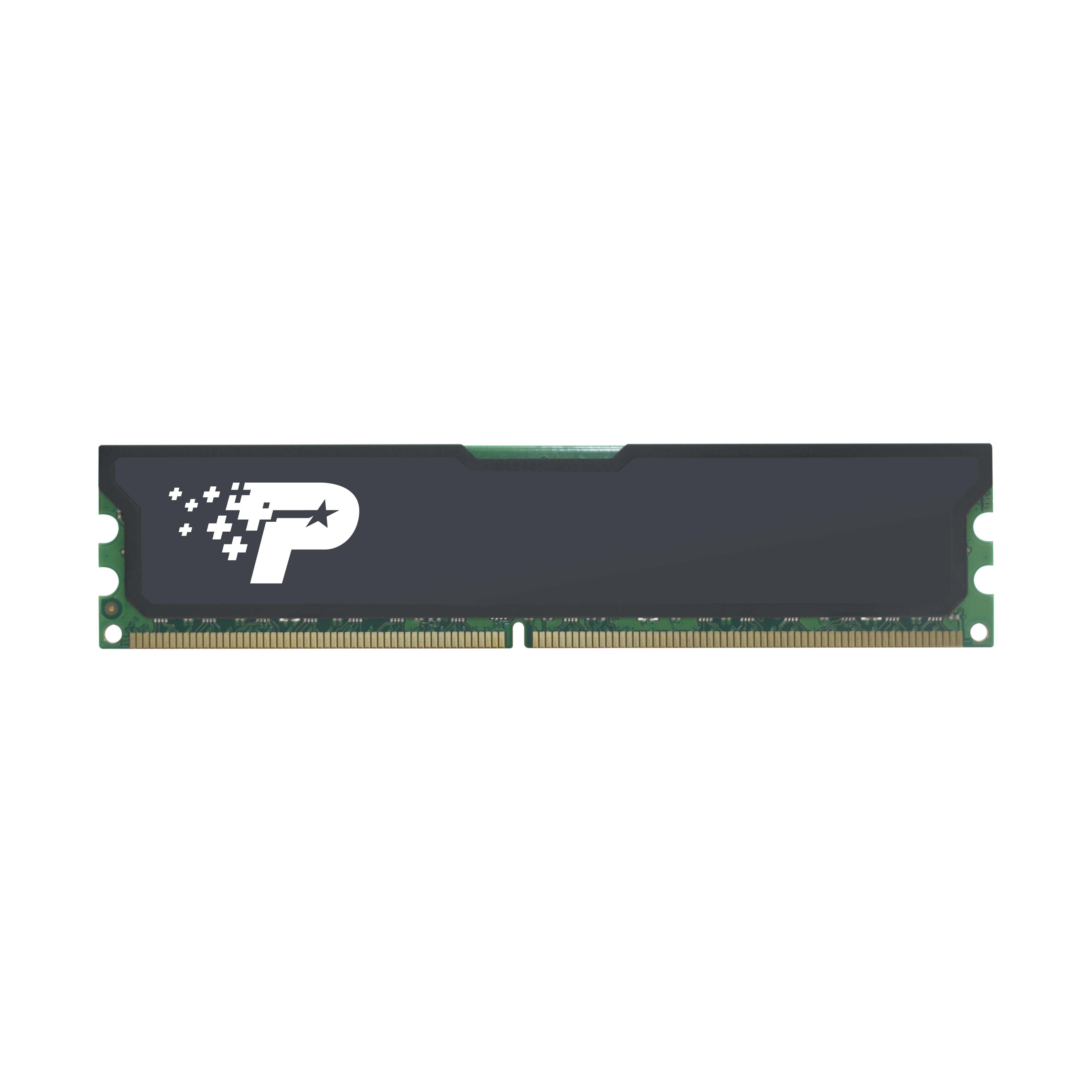 2GB DDR2 800MHz Patriot CL6 s chladičem