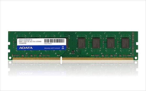 8GB DDR3 1333MHz  ADATA CL9 retail