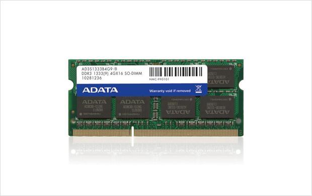 SO-DIMM 2GB DDR3 1333MHz C9 ADATA retail