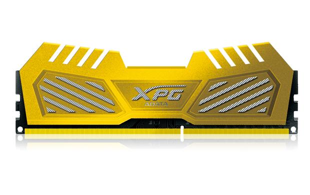 8GB DDR3-2400MHz ADATA XPG CL11 gold, kit 2x4GB