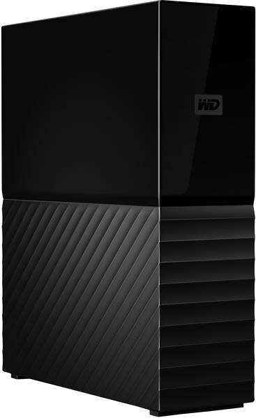 Externí HDD 3,5'' WD My Book 12TB USB 3.0 - WDBBGB0120HBK-EESN