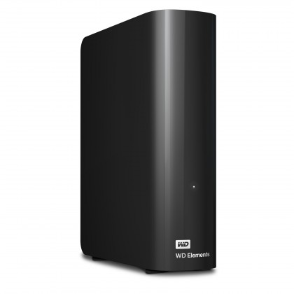 Ext. HDD 3.5'' WD Elements Desktop 8TB USB