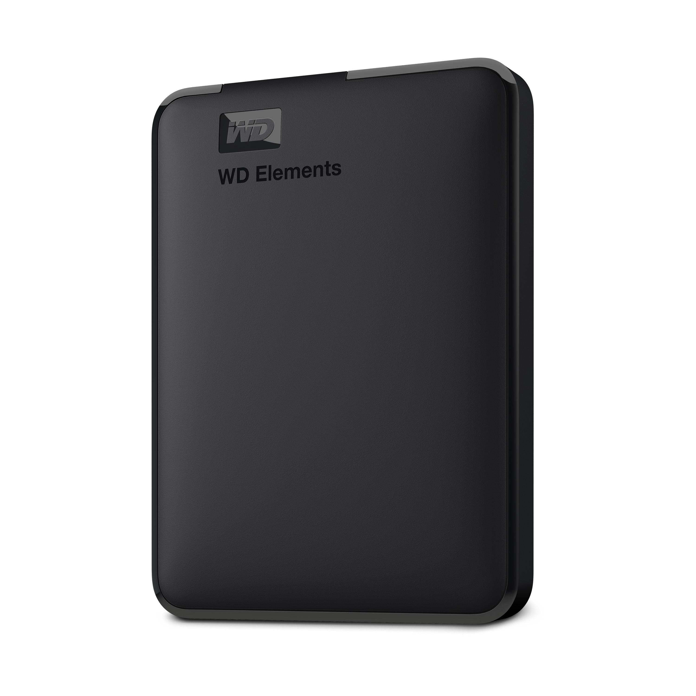 Ext. HDD 2.5'' WD Elements Portable 3TB USB - WDBU6Y0030BBK-WESN