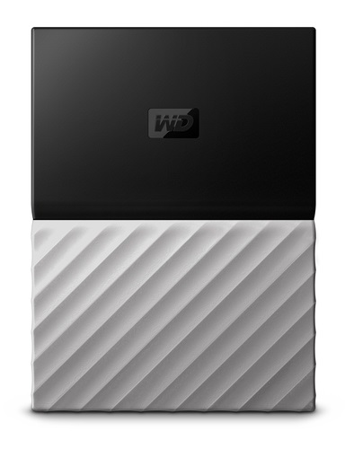 "Ext. HDD 2,5"" WD My Passport Ultra 2TB černo-šedá"