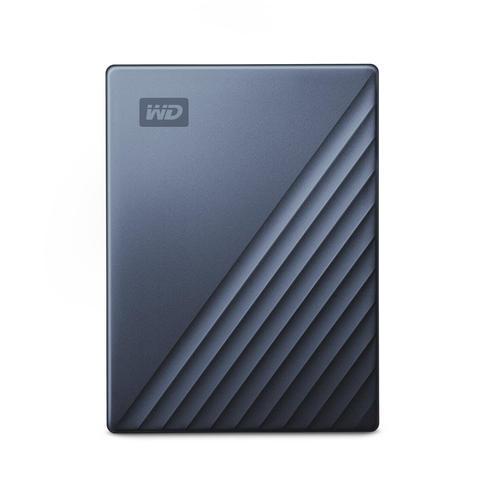 Ext. HDD 2,5'' WD My Passport Ultra 4TB modro-černá - WDBFTM0040BBL-WESN